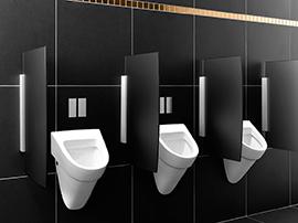 Urinal Water Saving
