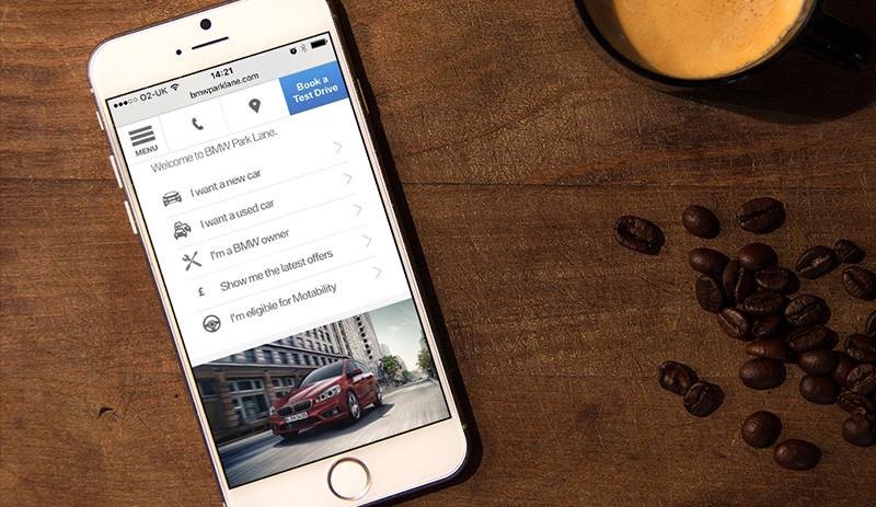 BMW Retailer Websites