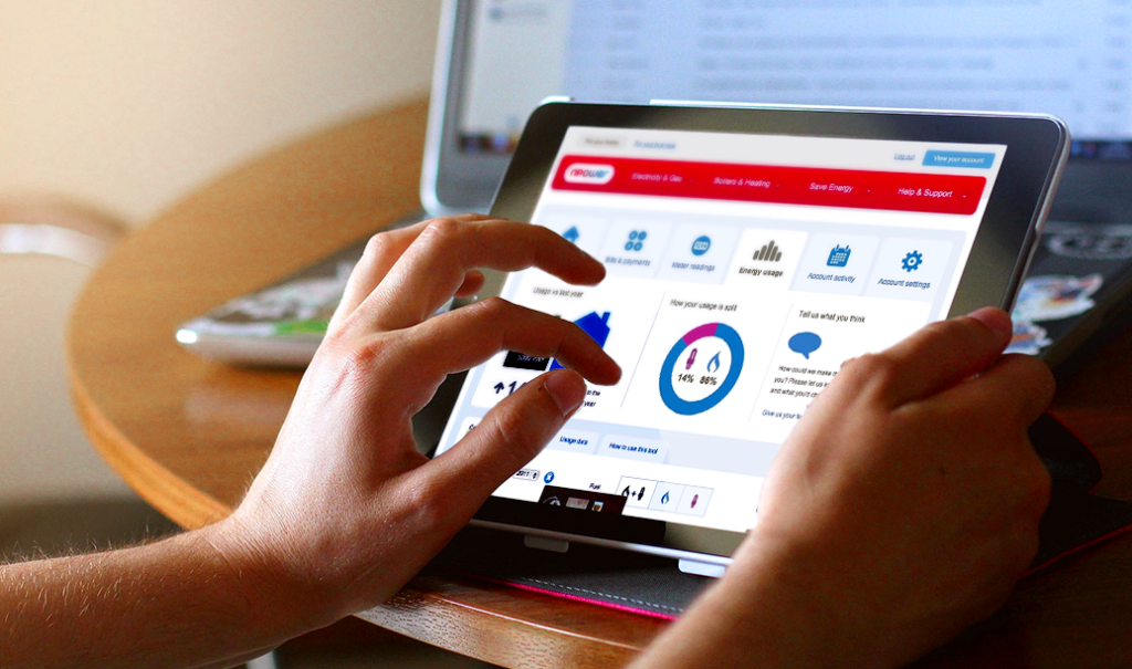 npower Account Management Redesign