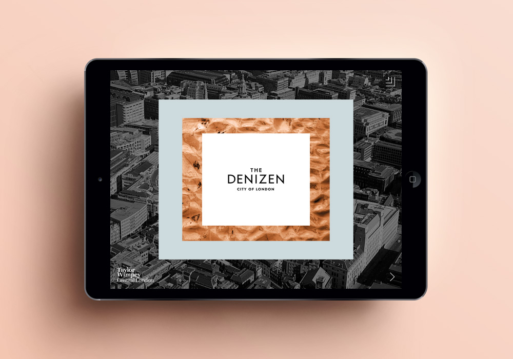 Denizen Interactive Brochure