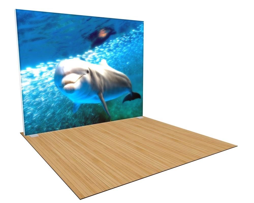 Igniter 118x96 Freestanding Light Box