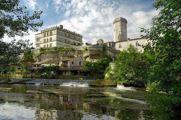 Le Château de Bourdeille