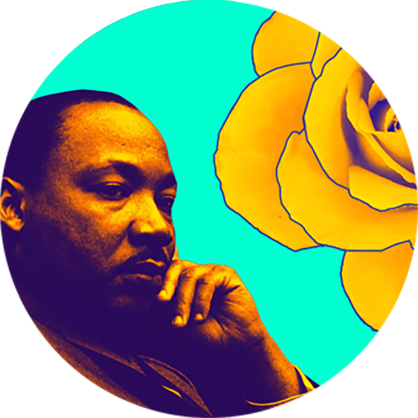Dr. Martin Luther King Jr. and how to achieve success