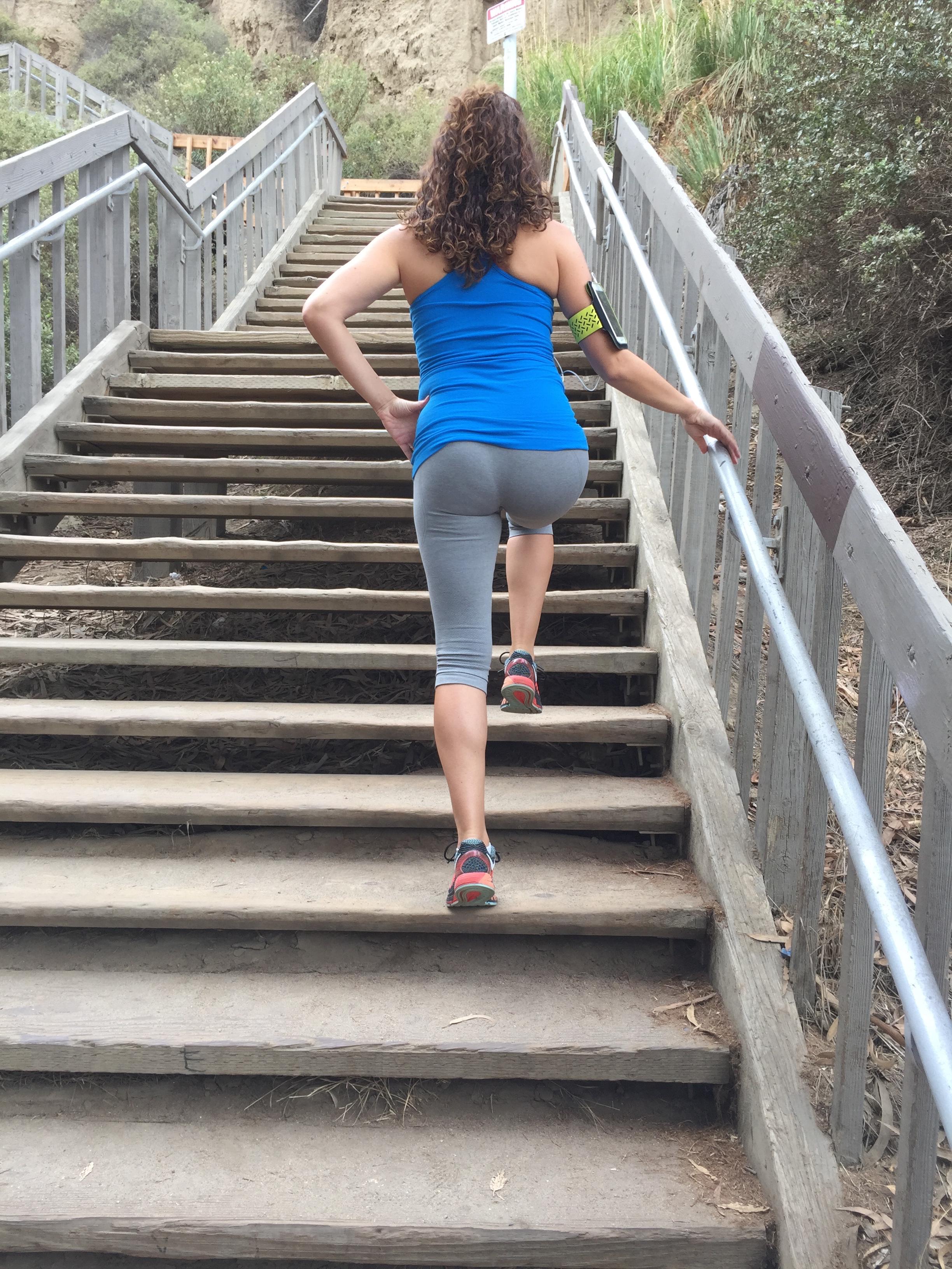 Stair Climbing, Cardio, Stepper, Stair Workout