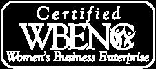 Certified WBENC Logo