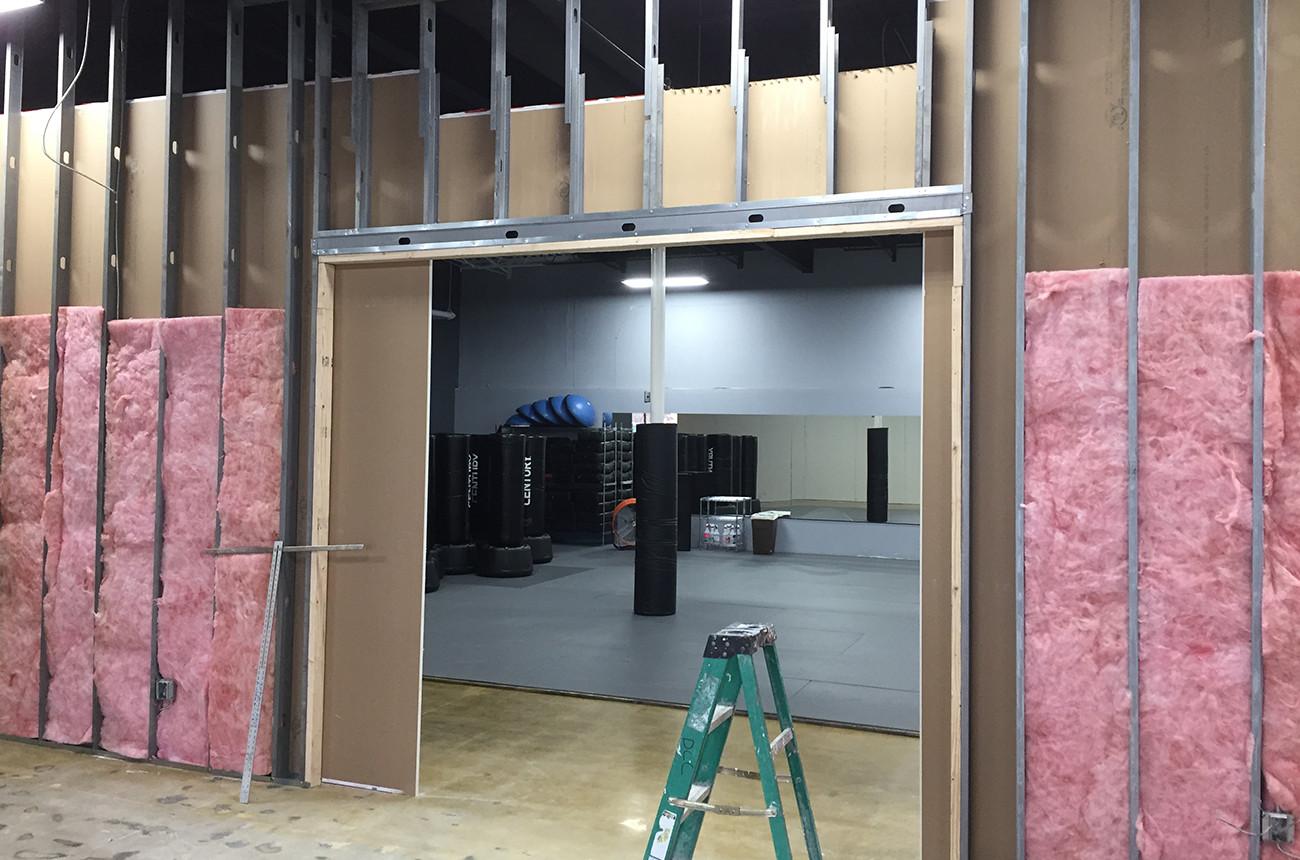 commercial drywall framing - Drywall Framing