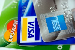 creditcards - running Hetras Cloud Based Hotel Management Software