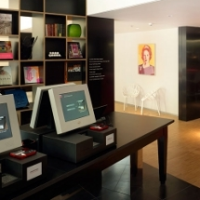 kiosks and luxury hotel - running Hetras Cloud Based Hotel Management Software