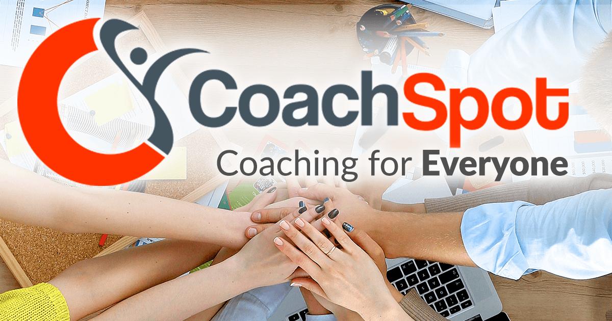 CoachSpot - Coaching for Everyone
