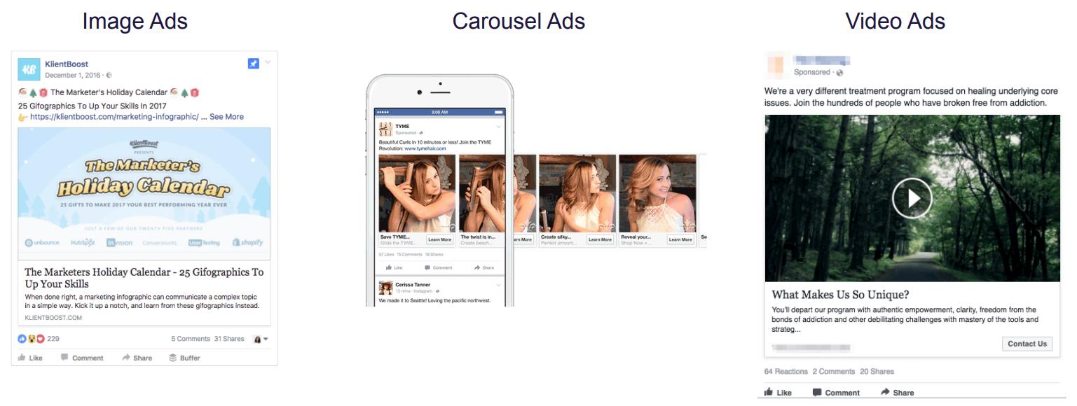 ad types