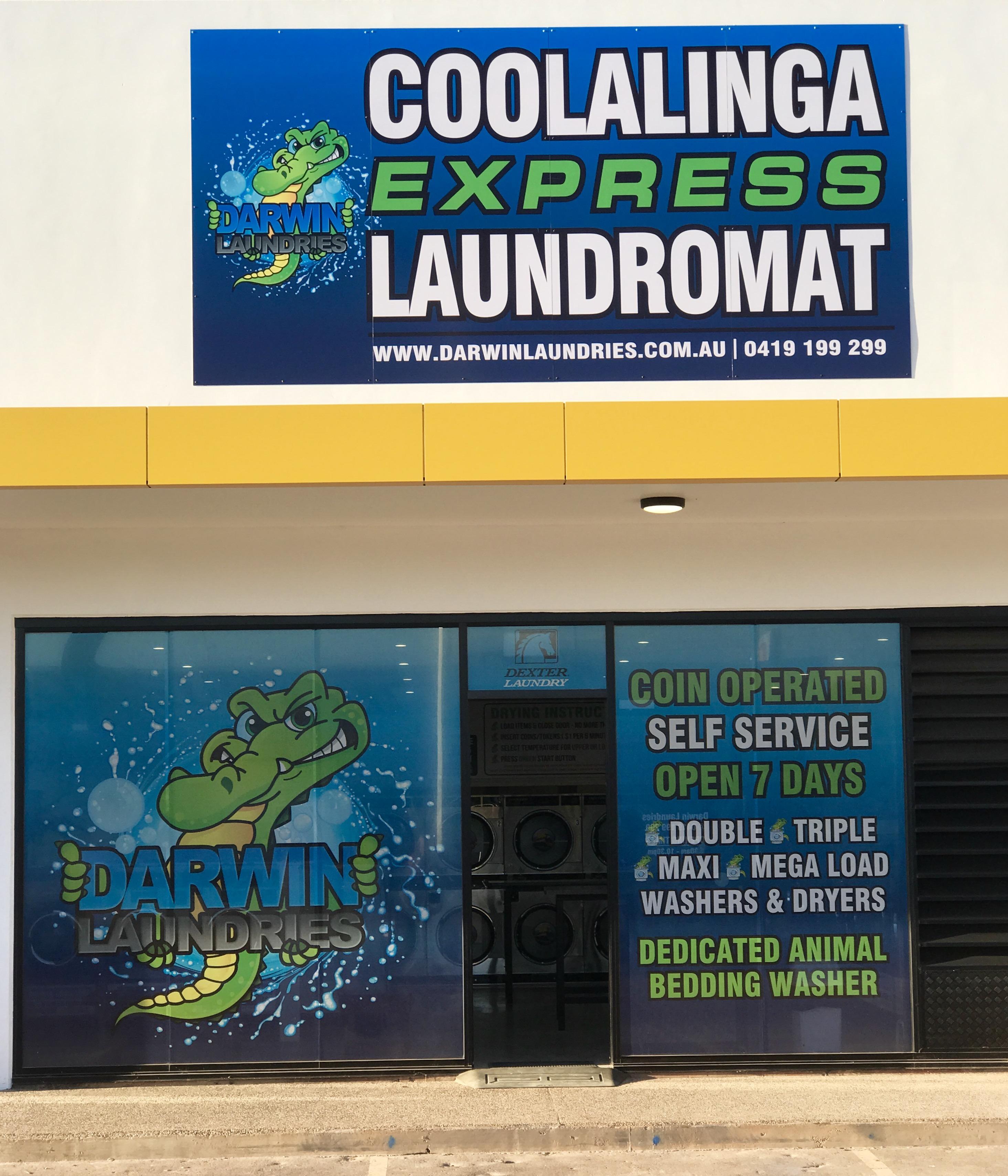 Coolalinga Express Laundromat