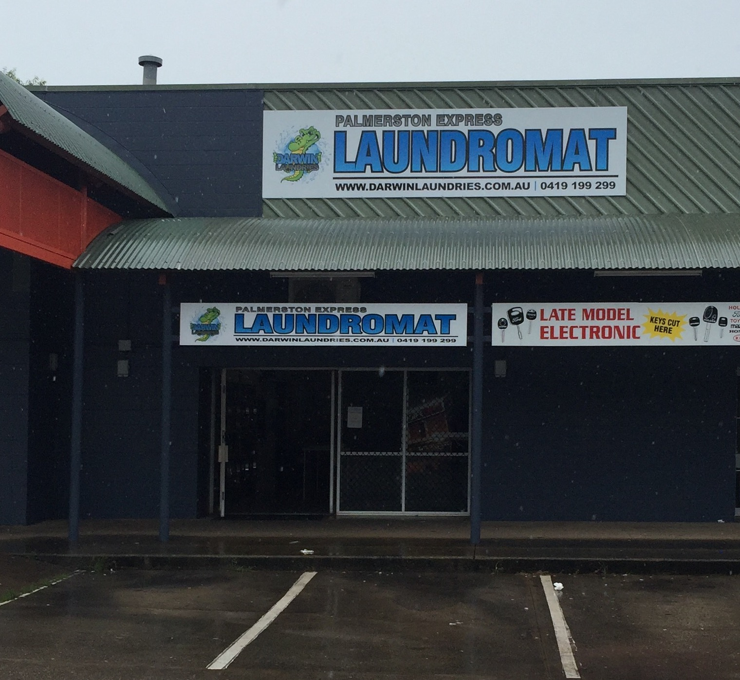 Palmerston Express Laundromat