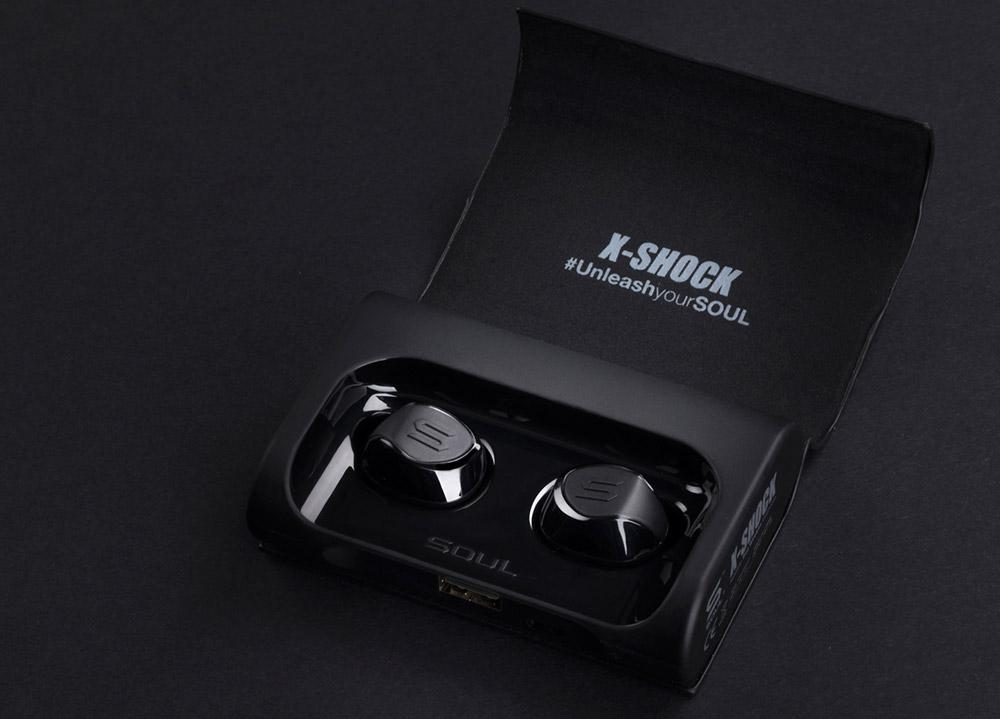 X-Shock наушники беспроводные
