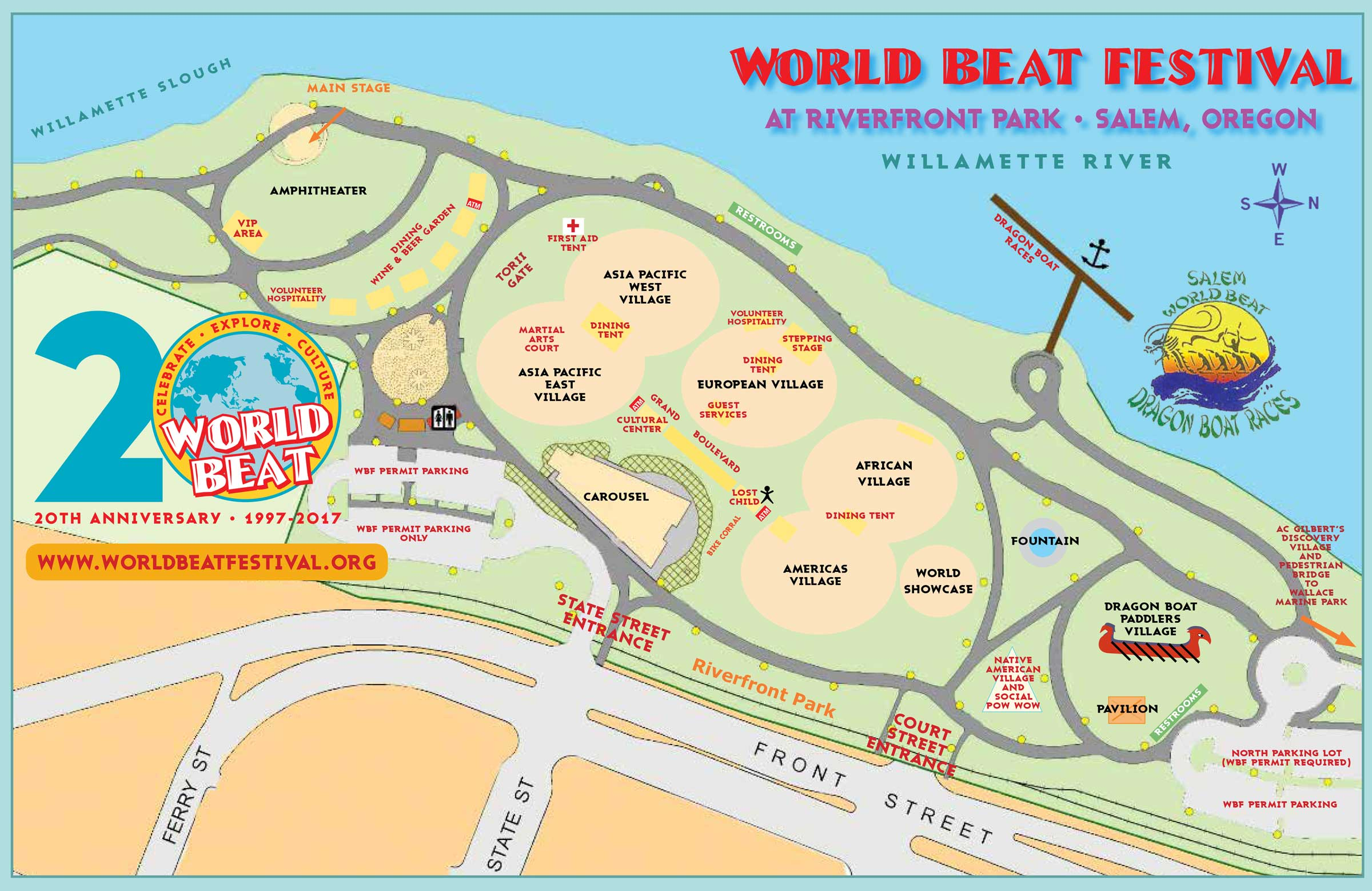 world beat festival 2017