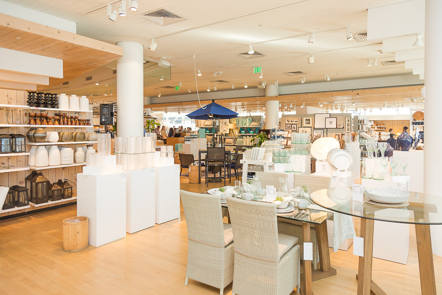 Crate Wedding - Crate & Barrel Highland Village