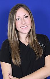 Kelsey Solomon, Back Office Administrator
