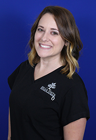 Sarah Harthcock, Front Office Administrator
