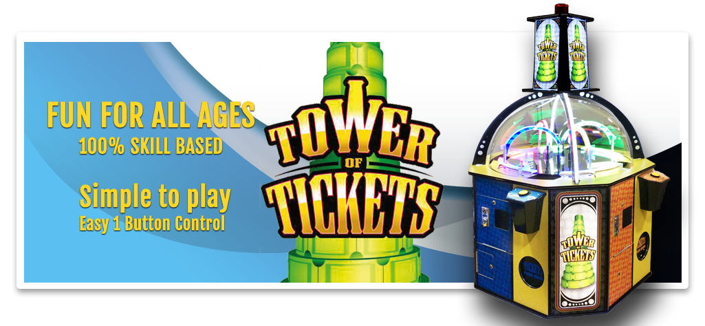 Tower of Tickets