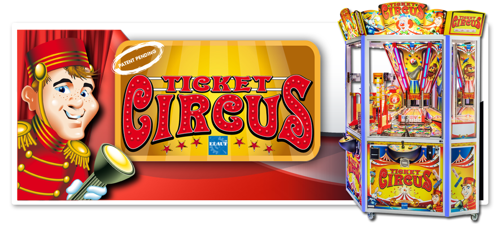 TICKET CIRCUS 3Player