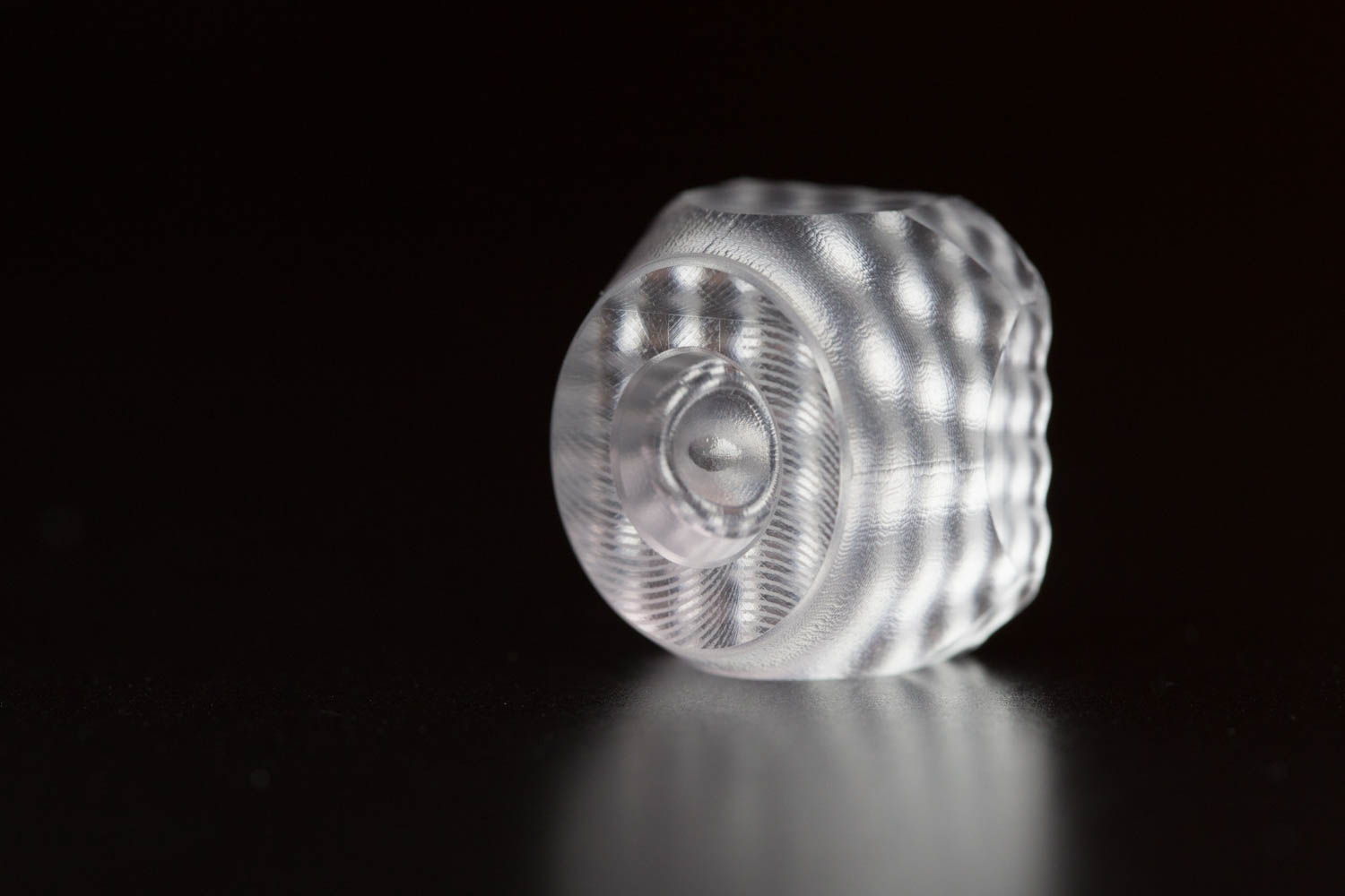 cnc machined acrylic material