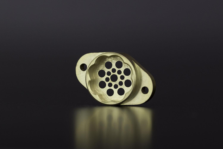 360 brass cnc machining material
