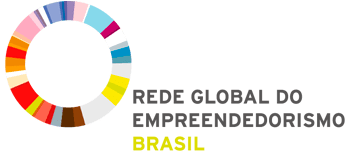 Logo rede global de empreendedorismo