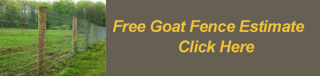Free Goat Fence Quote