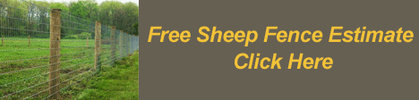 Free Sheep Fence Estimate