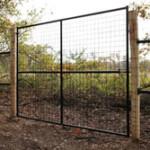 Expanded Metal Gates
