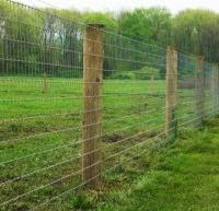 Woven Wire Fence - Woven Wire Fence Installation | ProFence