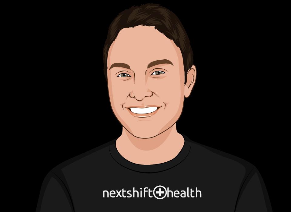 Rob Tedesco CEO of NextShift Health