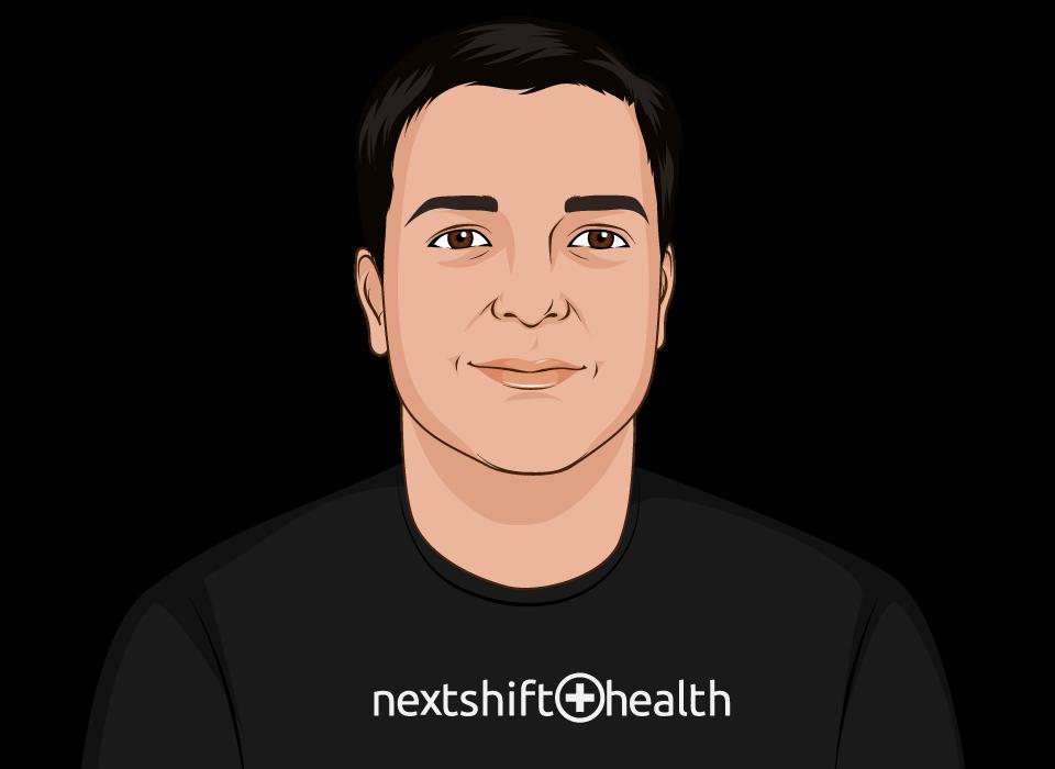 Imran Deshmukh CIO of NextShift Health