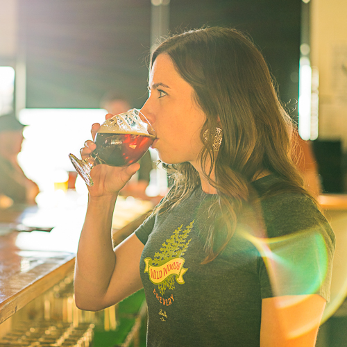 Erin Evans, Co-Founder of Wild Woods Brewery, Boulder, CO