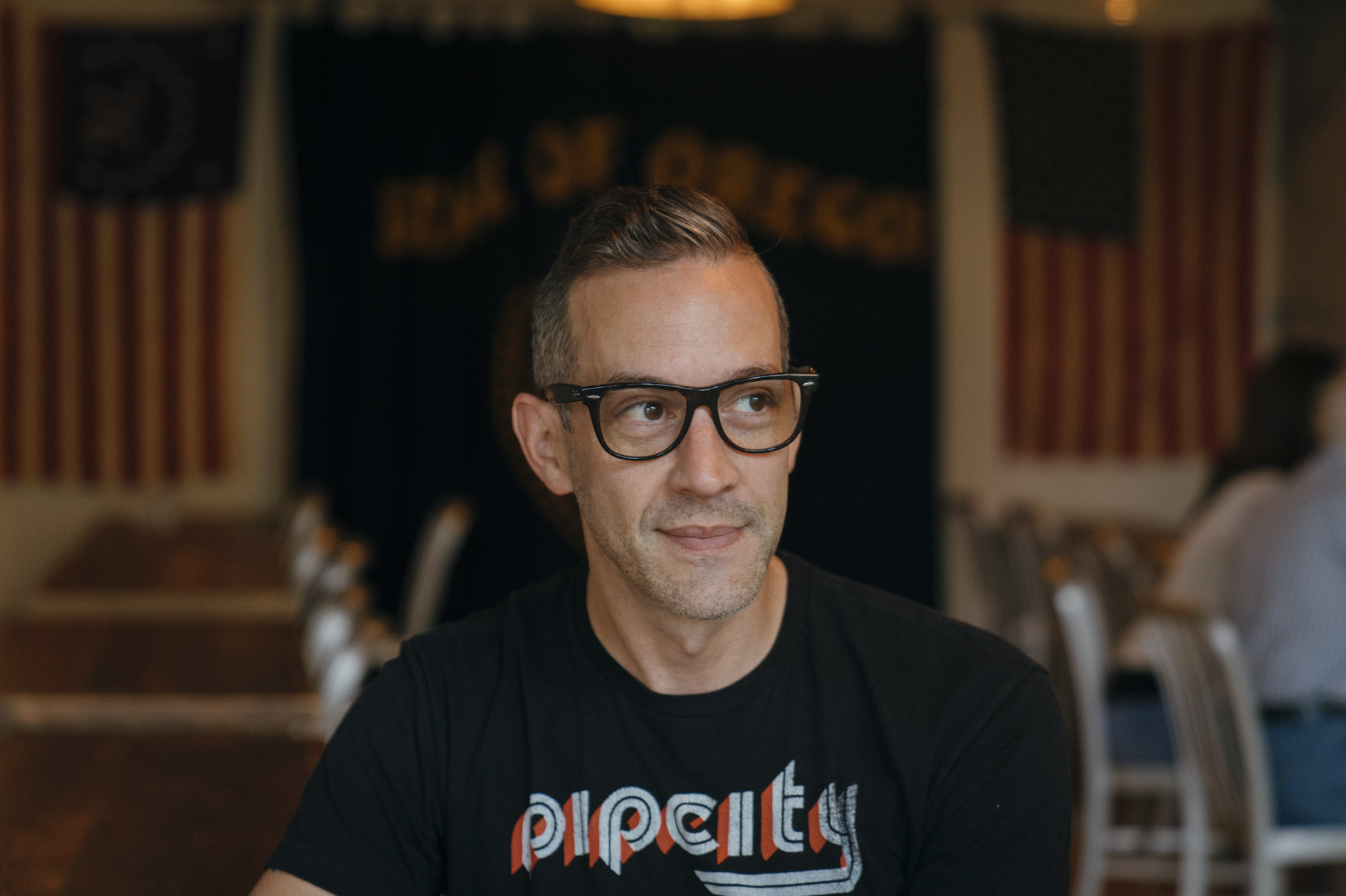 Nate Snell-co-owner of Pip's