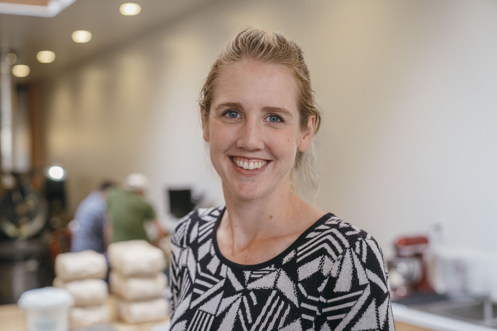 Lauren, Co-Founder of Andytown Coffee Roasters