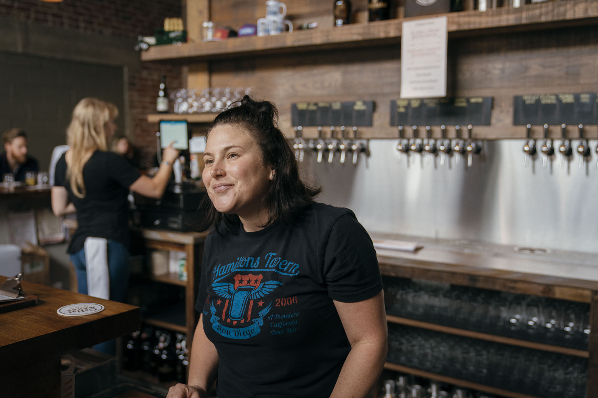 Kelley Caveney- Co-Owner of Cellarmaker Brewing