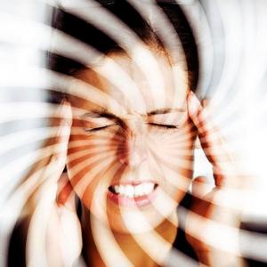 pressure in ears and head