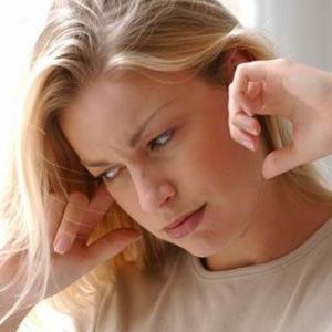 head ear pressure