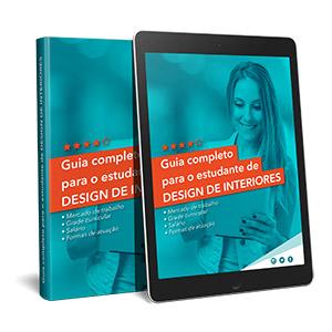 Ebook para quem quer fazer faculdade de Design de Interiores