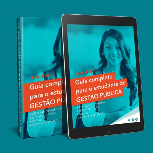 Ebook para quem quer fazer faculdade de Gestão Pública