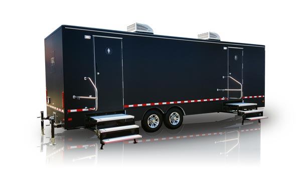 RK Mobile Shower Trailer
