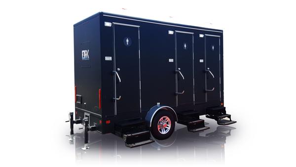 RK Mobile Restroom Trailer