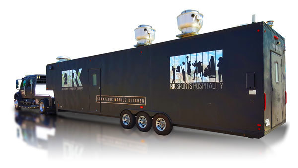 RK Mobile Kitchen