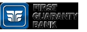 Lead Sponsor First Guaranty Bank Logo