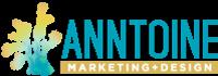 Anntoine MArketing + Design Logo