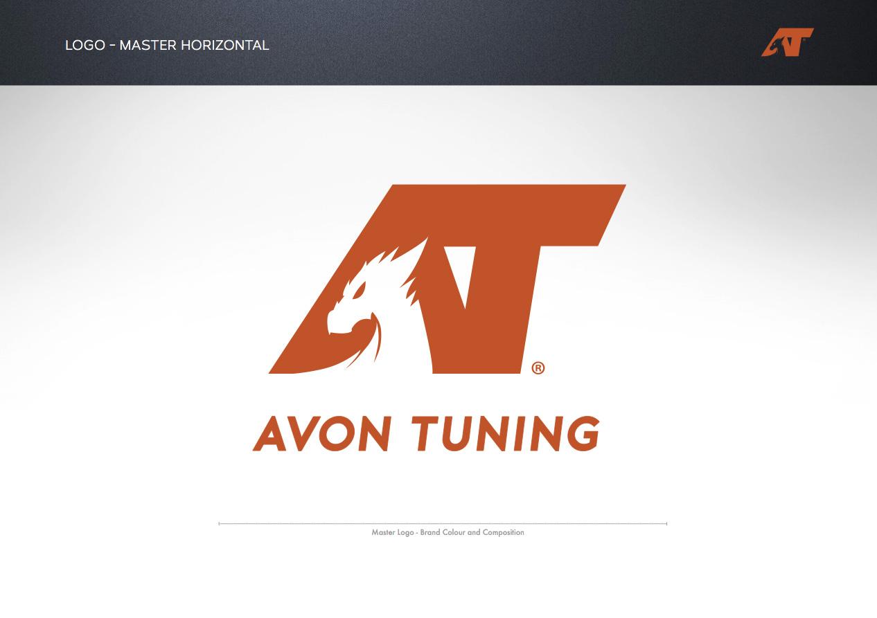 Avon Tuning ® - Master Logo