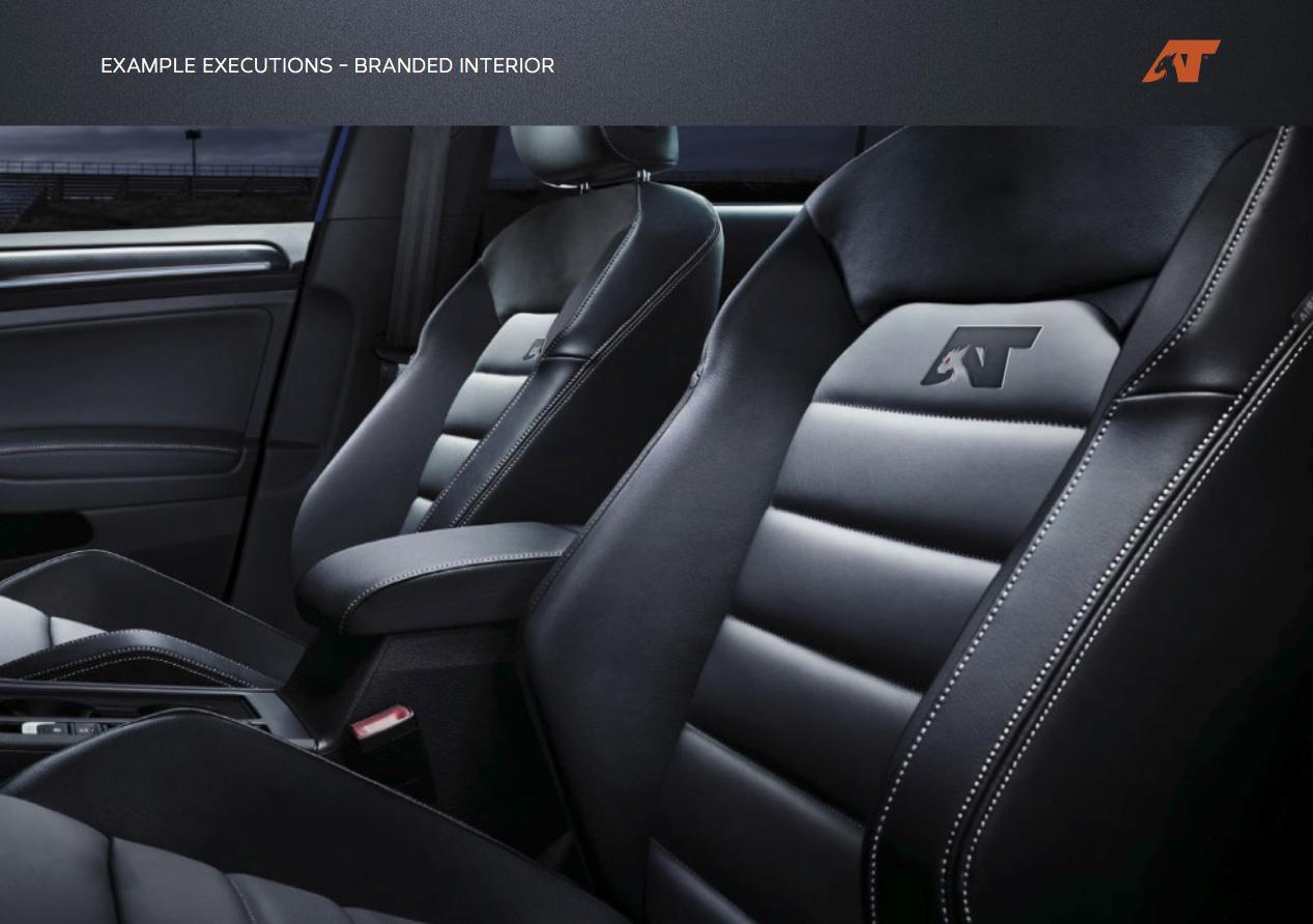 Avon Tuning ® - Branded Interior