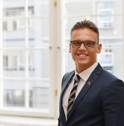 Christopher Wagner - Køber rådgiver