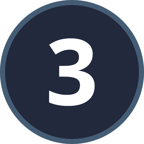 Tradesearch Number three icon