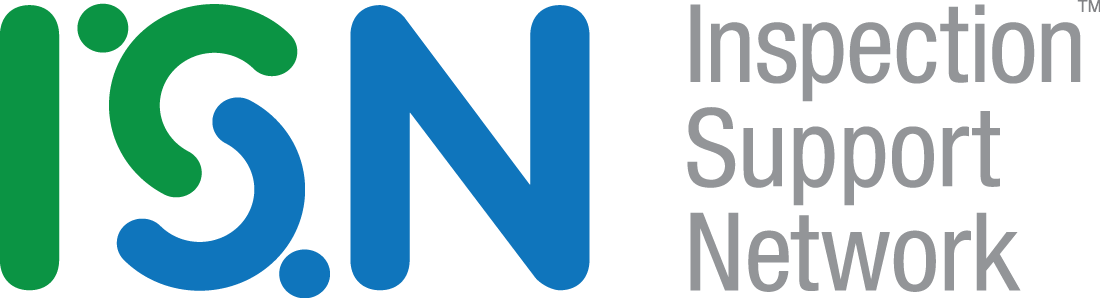 ISN - Inspection Support Network - Logo